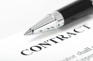 контракт на перевод текста