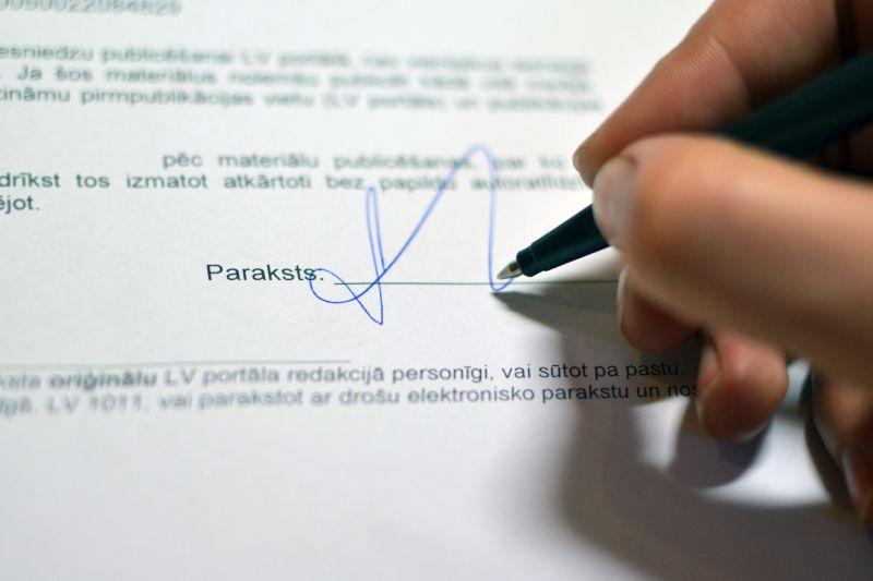 dokumenta korektūra