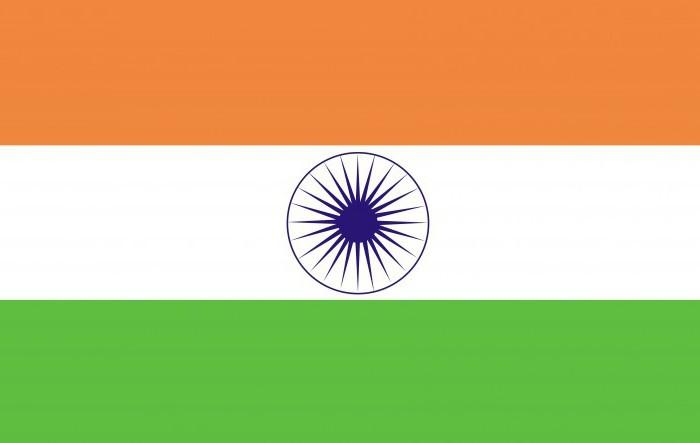 Indijas karogs