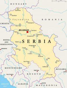serbijas karte 1