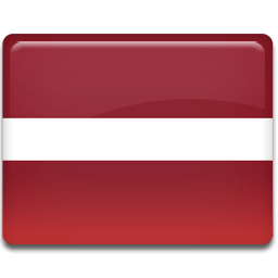 латышский флаг
