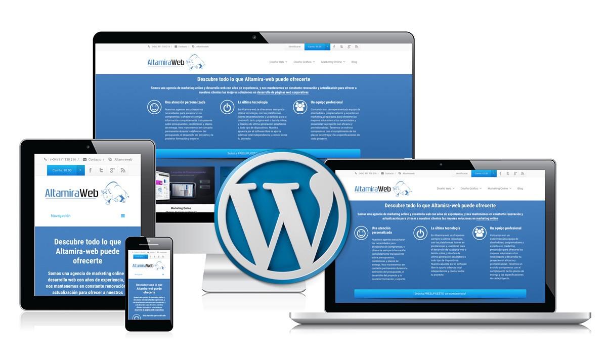 WordPress-Website-translation