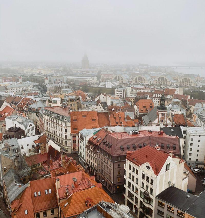 Capital of Latvia_Riga