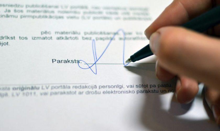 dokumenta tulkojumi